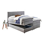 Atlantic Home Collection Merlin Boxspringbett mit Bettkasten